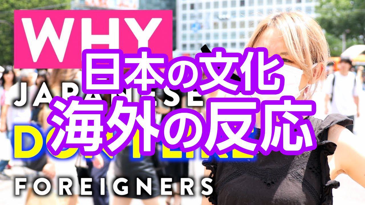 日本人が嫌いな外国人の行動海外の反応